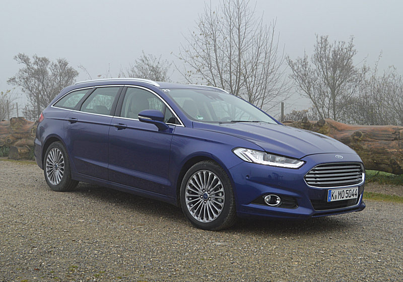 Ford Mondeo Turnier 04
