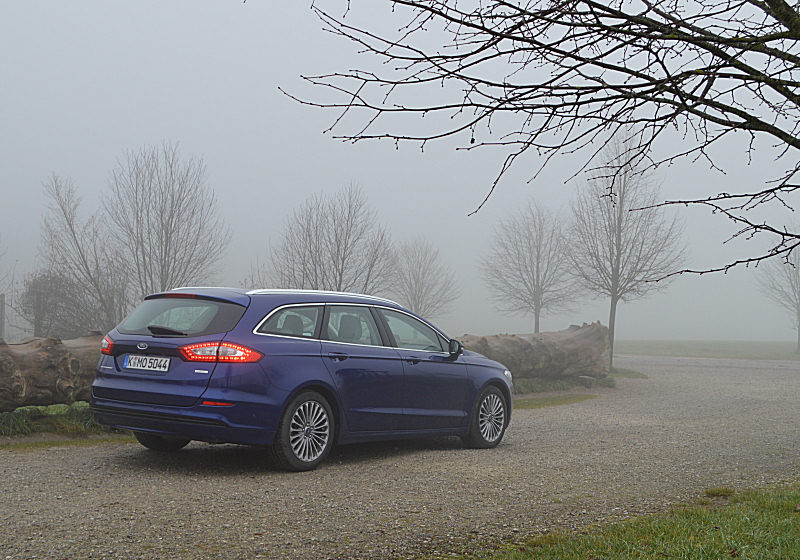 Ford Mondeo Turnier 07