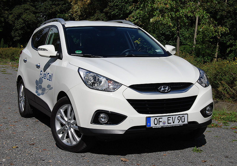 Hyundai ix35 Fuel Cell 02
