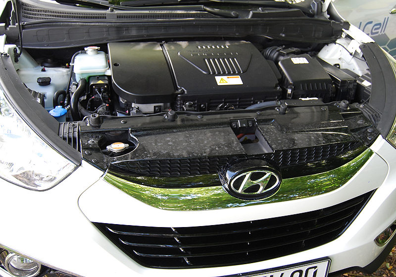 Hyundai ix35 Fuel Cell 03