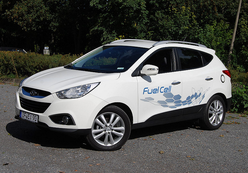 Hyundai ix35 Fuel Cell 05