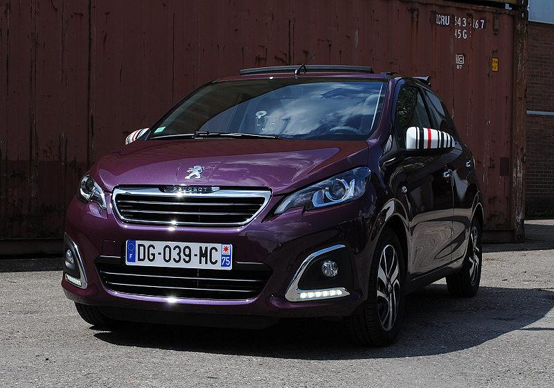 Peugeot 108 03