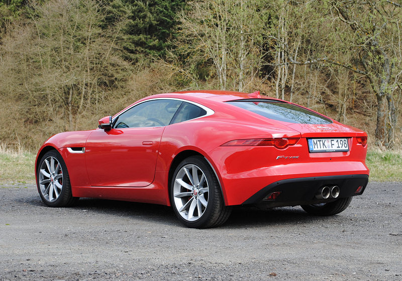 Jaguar F-Type Coupé 05
