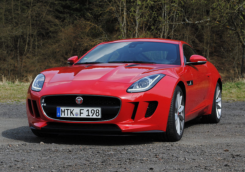 Jaguar F-Type Coupé 06