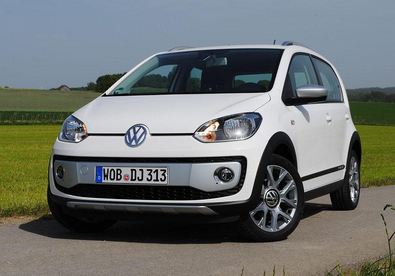VW cross up! 04