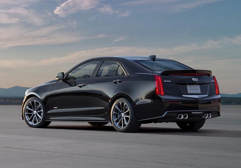 Cadillac ATS-V 01