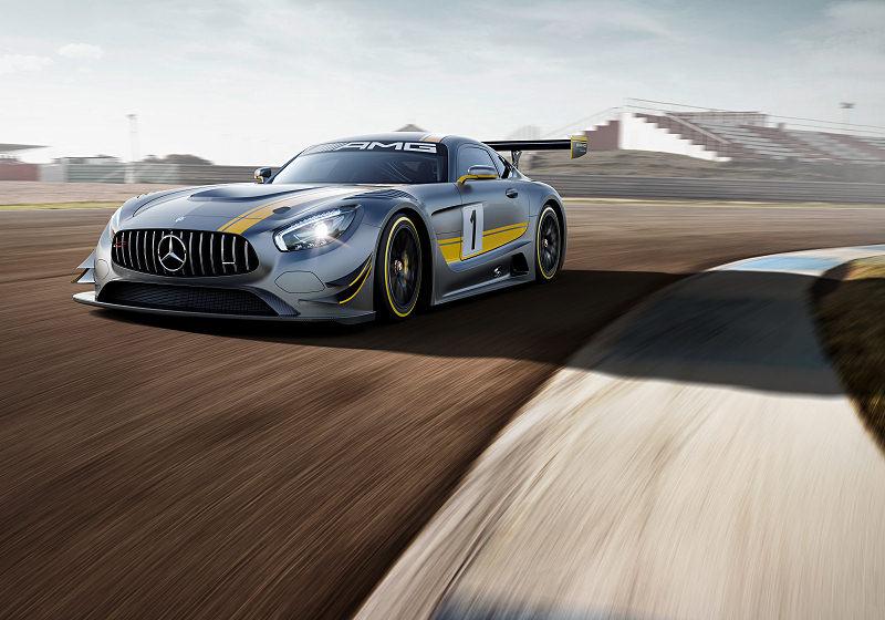 Mercedes-AMG GT3 01
