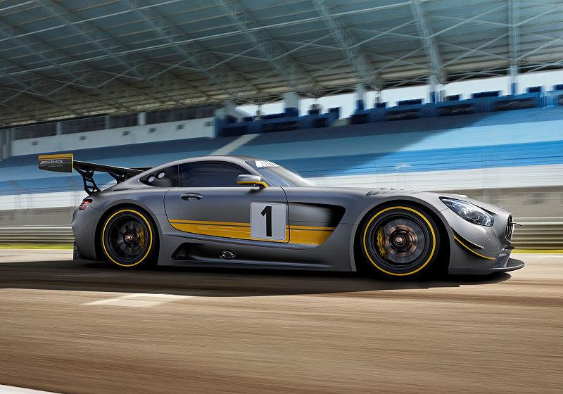 Mercedes-AMG GT3 03