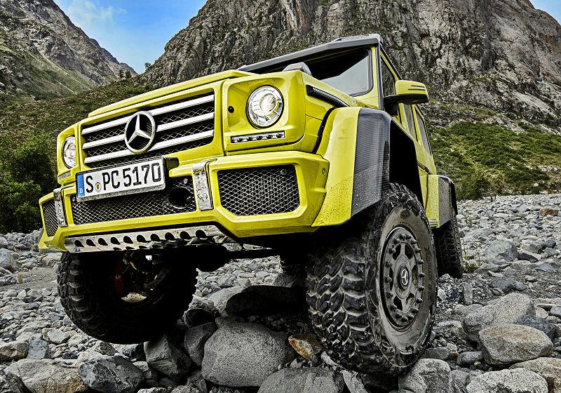 Mercedes G Showcar 03