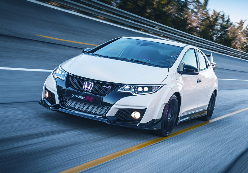 Honda Civic Type R 03