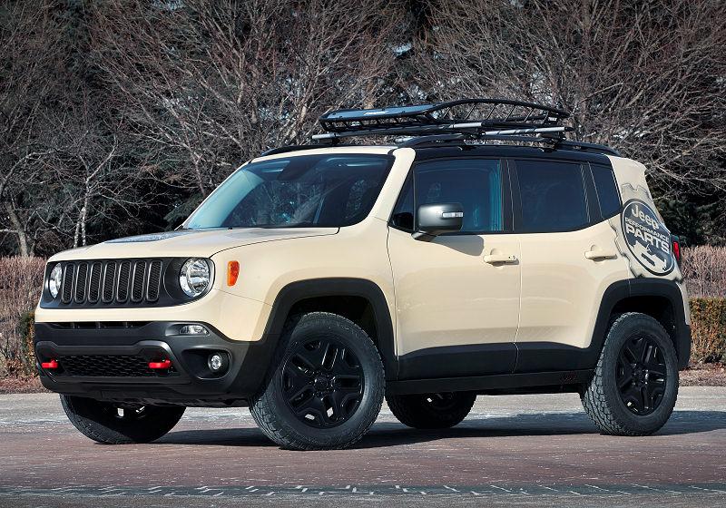 Jeep RenegadeDesertHawk