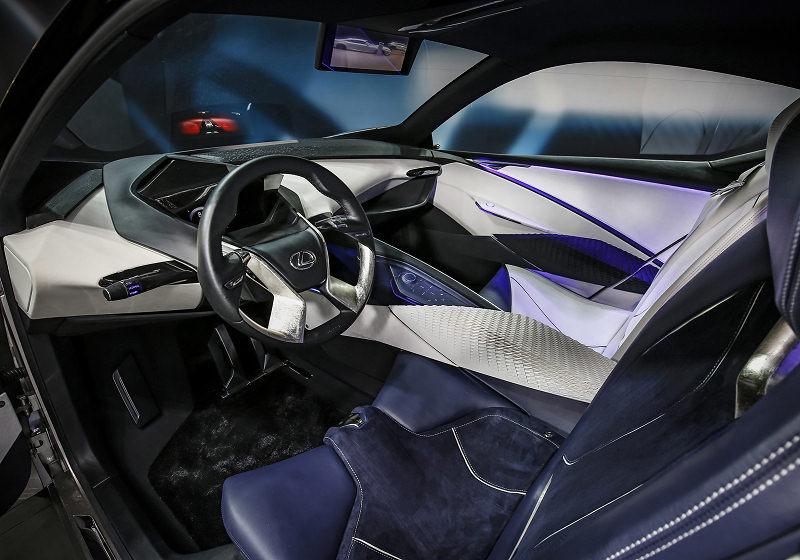 Lexus LF-SA 03
