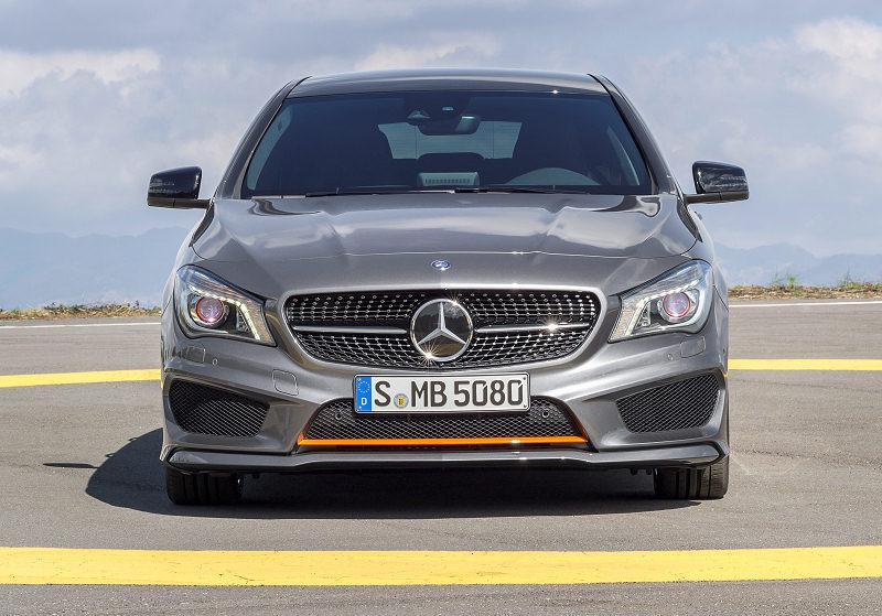 Mercedes CLA SB 05