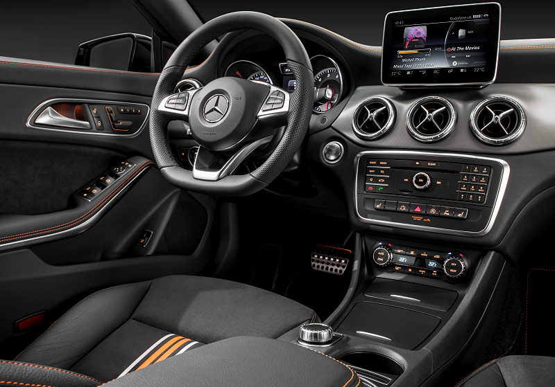 Mercedes CLA SB 06