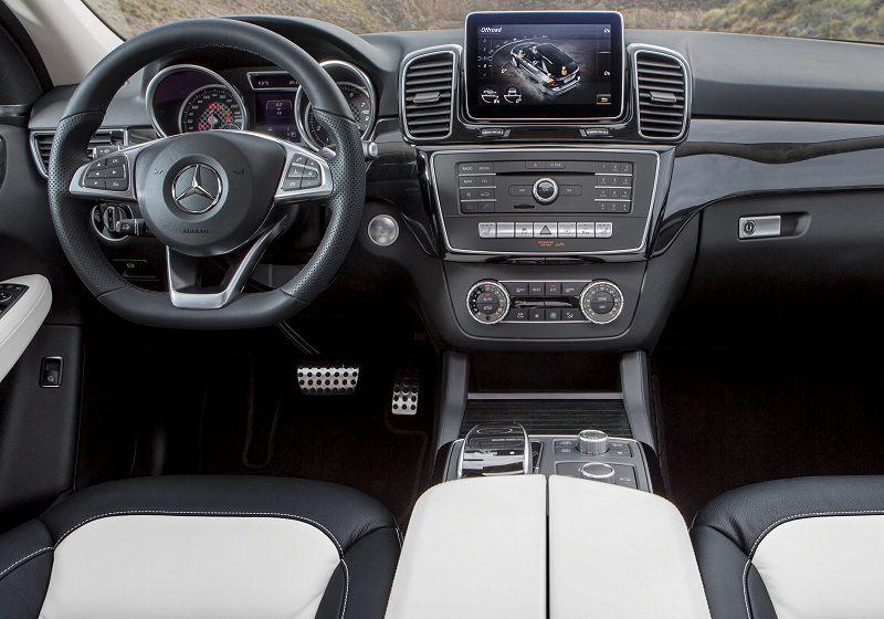 Mercedes GLE 03