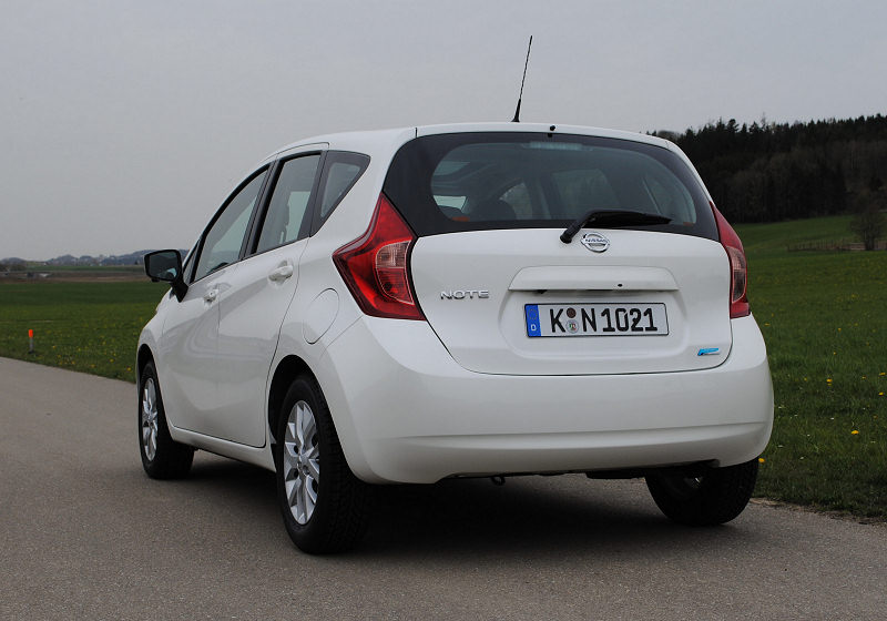 Nissan Note 1.2 DIG-S 06