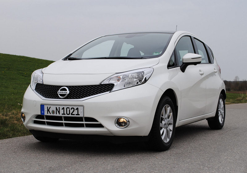 Nissan Note 1.2 DIG-S 09