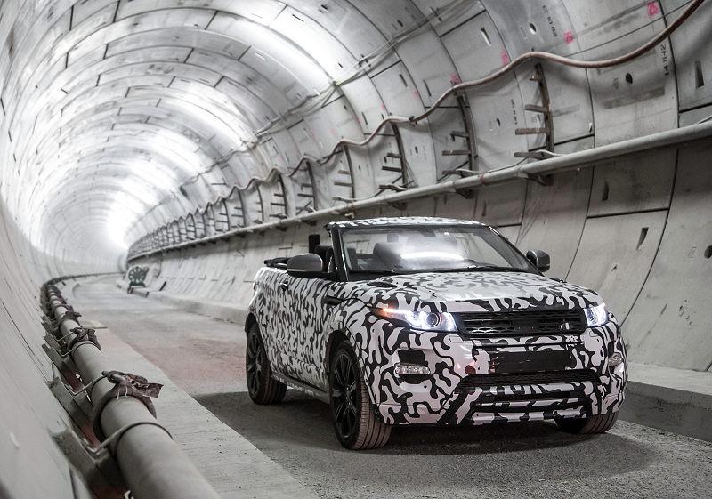 Range Rover Evoque Cabrio 01