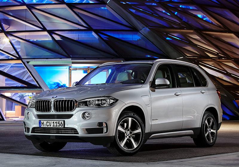BMW Plug-in-Hybrid 01