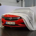 Opel Astra Sitz 01