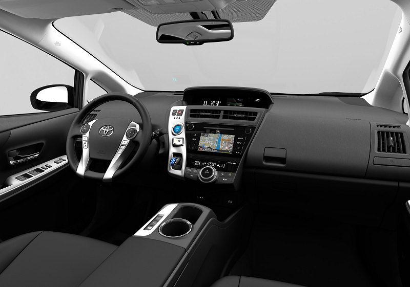 Toyota Prius+ 06