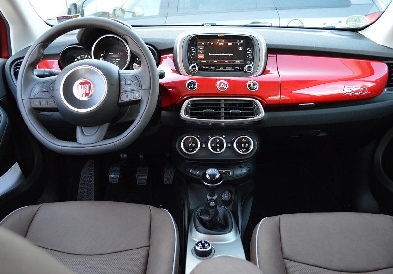 Fiat 500X 1.6 EtorQ 04