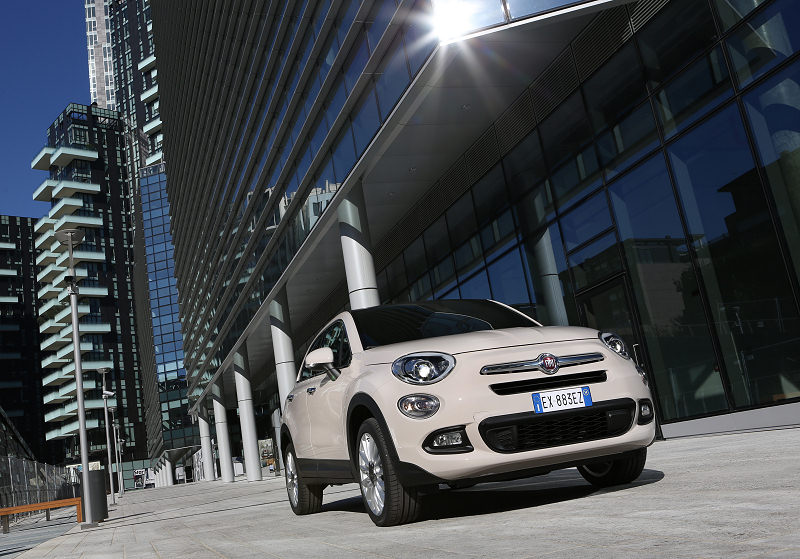 Fiat 500X 1.6 EtorQ 07