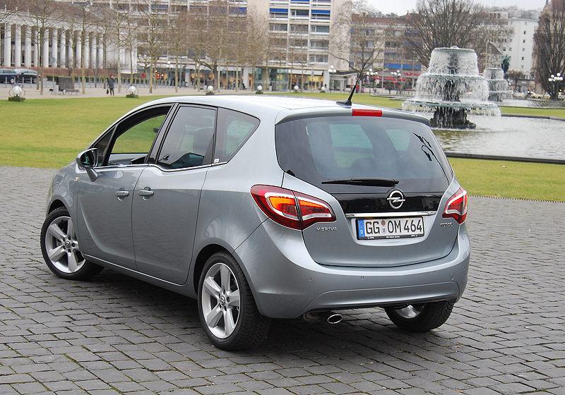 Opel Meriva 04