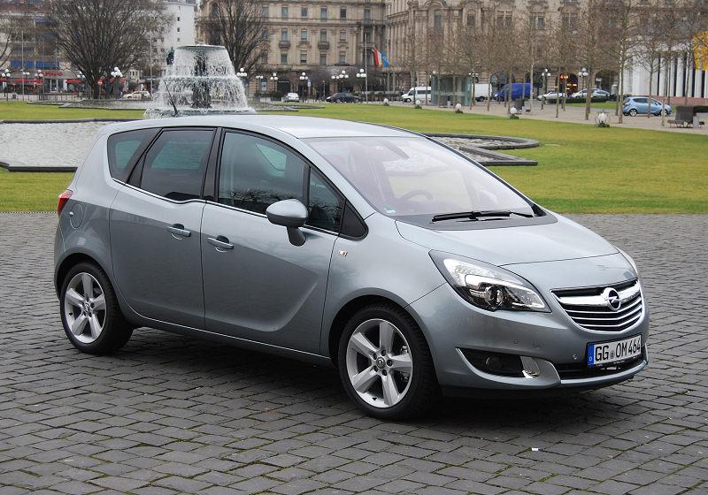 Opel Meriva 05