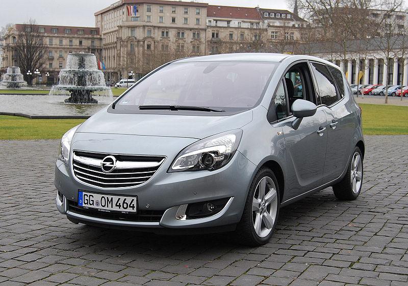 Opel Meriva 07