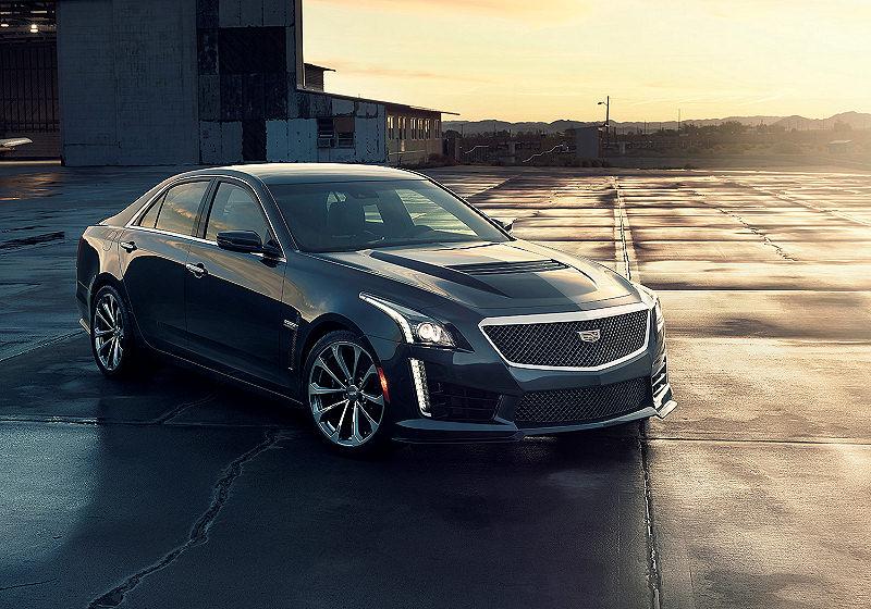 Cadillac CTSV 02