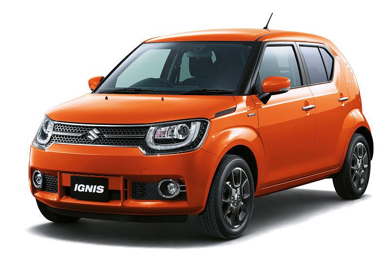 Suzuki Ignis 03