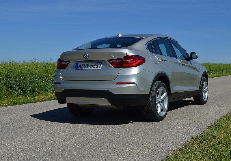 BMW X4 07