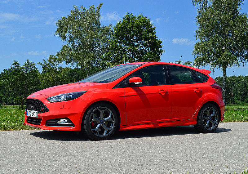 Ford Focus ST 04
