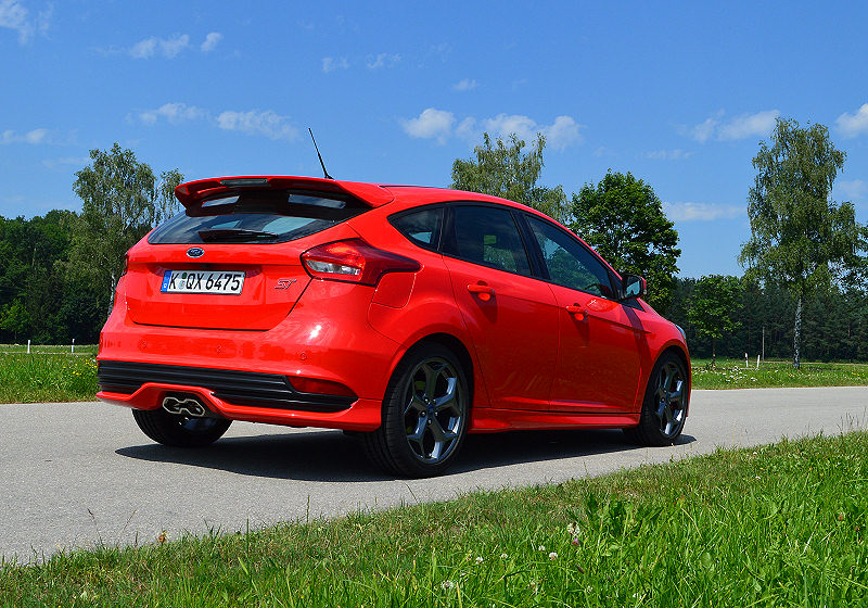 Ford Focus ST 08