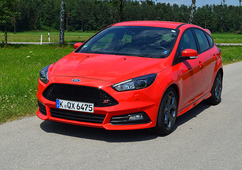 Ford Focus ST 09