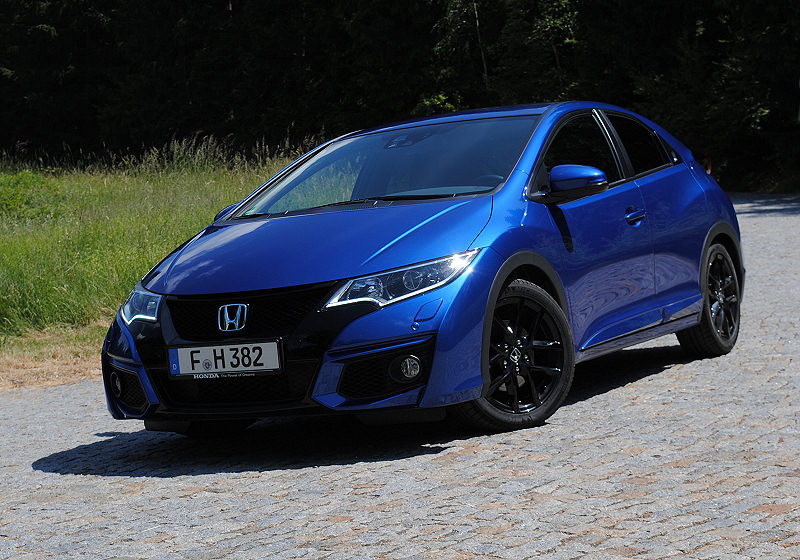 Honda Civic Sport 10