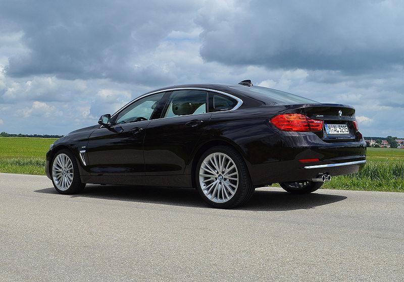 BMW 4er GC titel