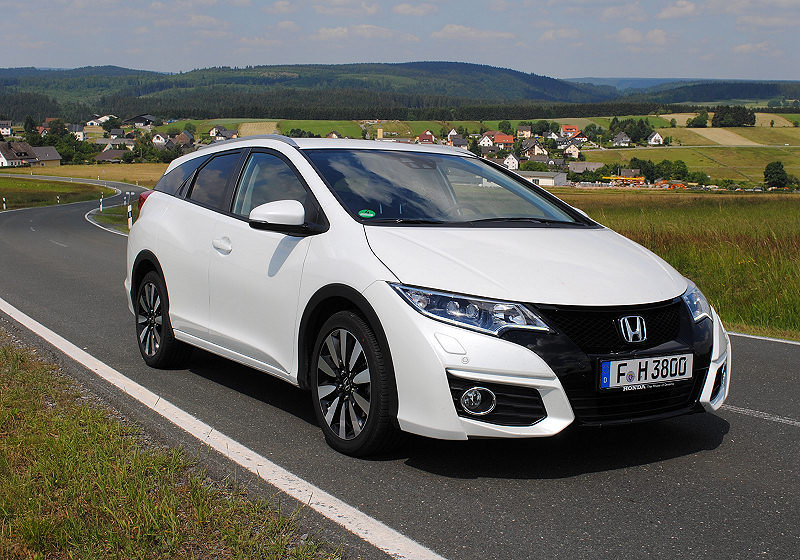 Honda Civic Tourer 02