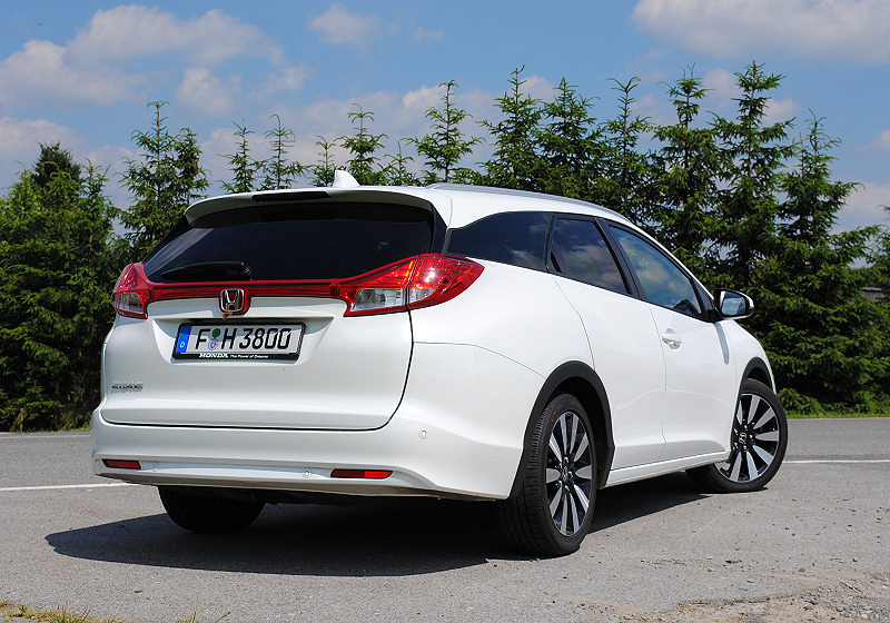 Honda Civic Tourer 07