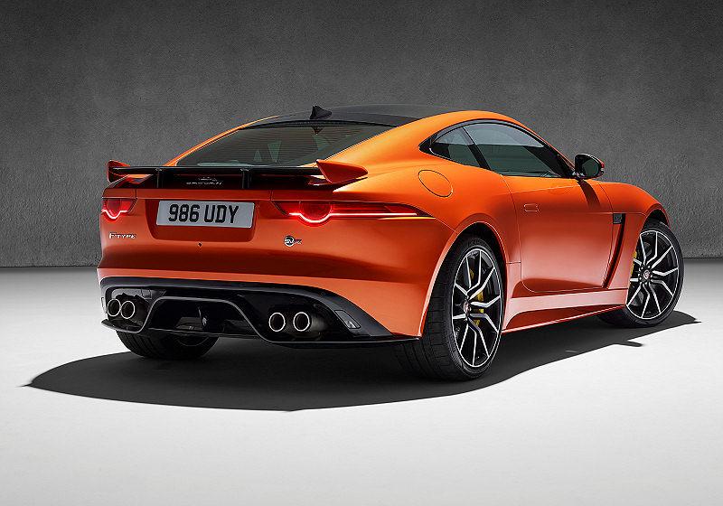 Jaguar FTYPE SVR Update 05