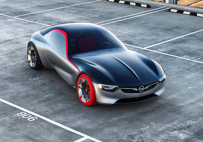 Opel GT Concept 01