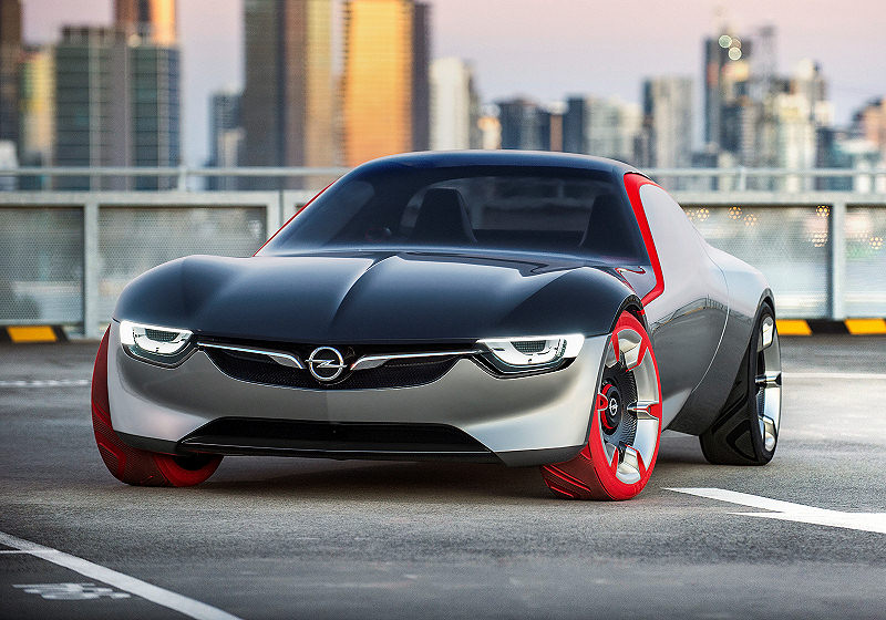 Opel GT Concept 07