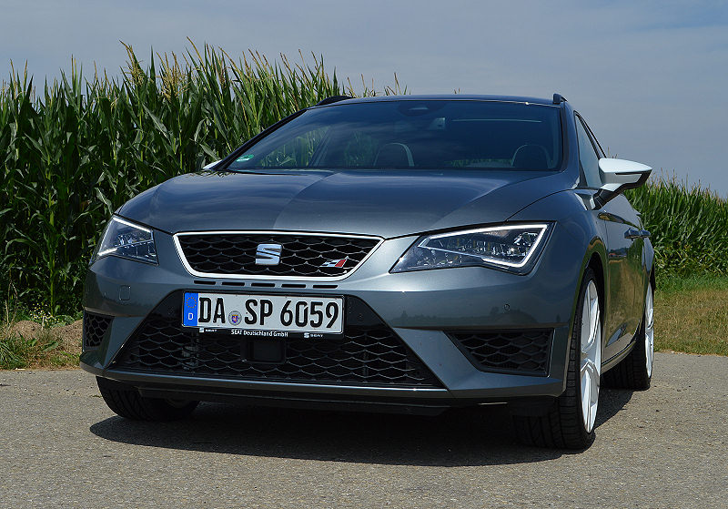 seat leon st cupra 290 carwalk. Black Bedroom Furniture Sets. Home Design Ideas