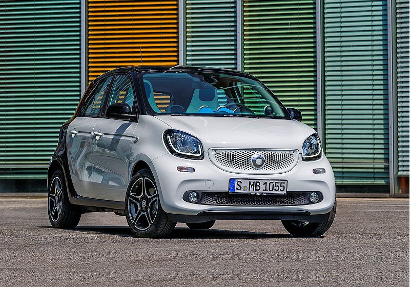 smart forfour 01