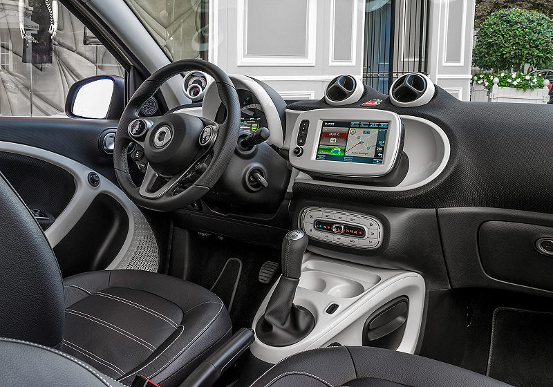 smart forfour 03