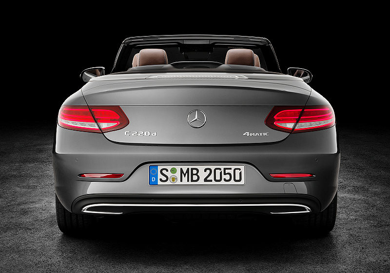 Mercedes Benz C Cabriolet 03