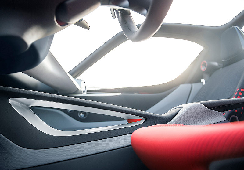 Opel GT Concept Interieur 04