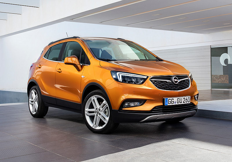 der neue opel mokka x kommt carwalk. Black Bedroom Furniture Sets. Home Design Ideas