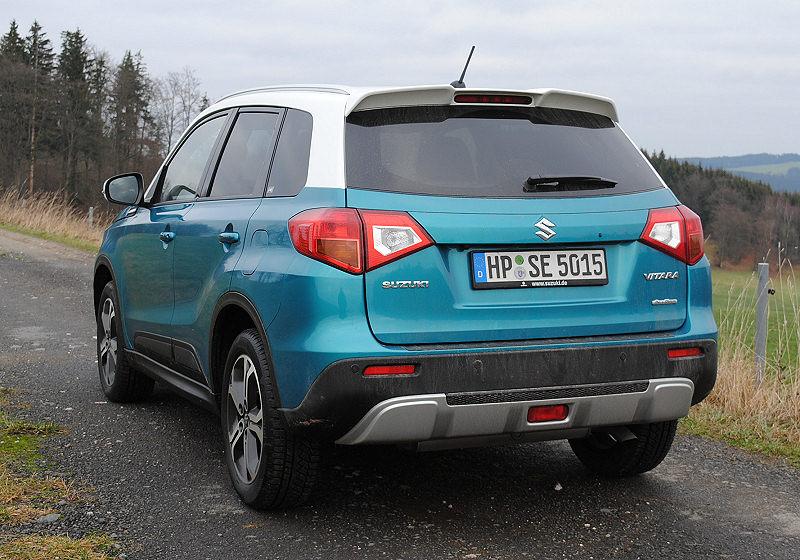 Suzuki Vitara 02